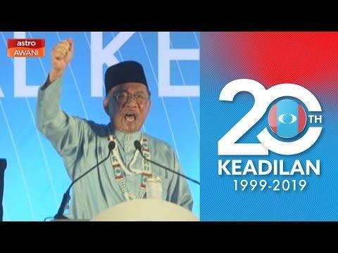 Kongres Nasional PKR 2019: Ucapan Dasar Presiden PKR, Datuk Seri Anwar Ibrahim