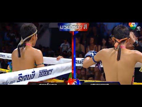 มวยไทย 7 สี สตาร์บอย vs เสมาเพชร