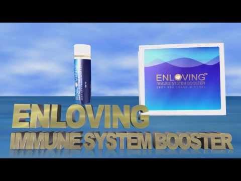 ENLOVING Immune Booster (Deep Sea Mineral)