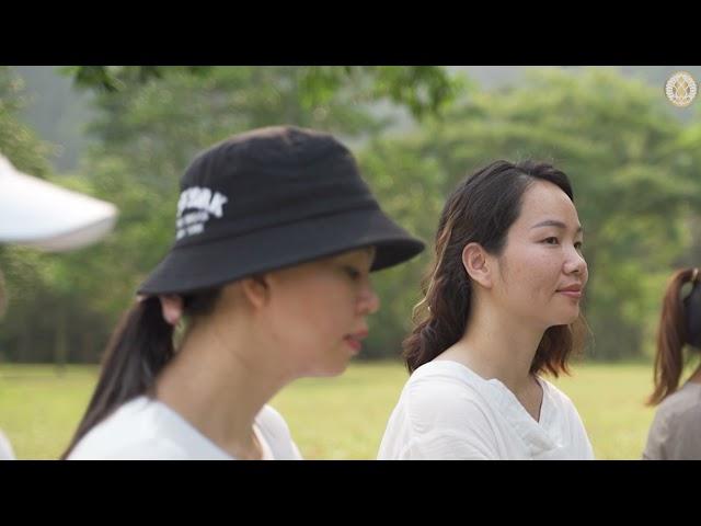 Chùa Hoằng Phúc | Khóa tu Tỉnh thức lần 2 - Tham vấn 03