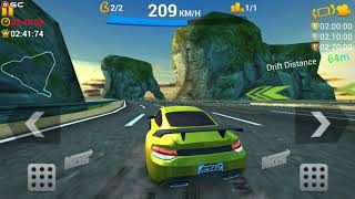 Real Speed Max Drifting Pro / 911 Turbo - Sports Car Driving Skills / Android Gameplay FHD #9