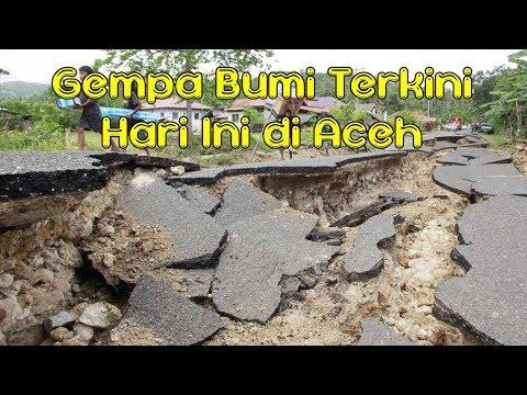 Gempa Bumi Terkini Di Aceh 11 April 2012 Webm Youtube