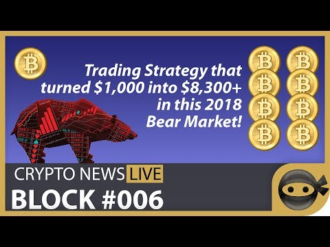 How To Trade Bitcoin For Profit - BLOCK #006