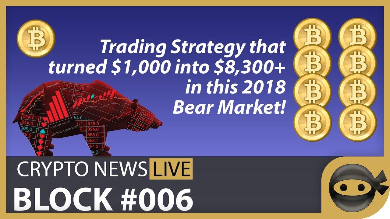 Live trading block bitcoin