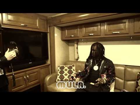Chief Keef interview with Hightimes video by @colourfulmula