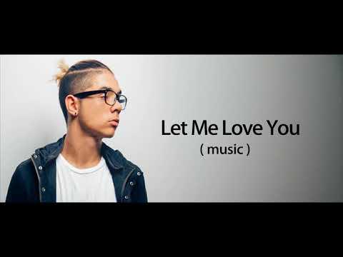 William Singe Let Me Love You Instrumental (karoke) 2017
