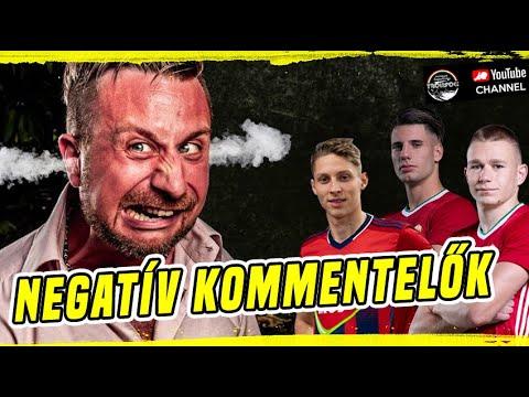 NEGATÍV KOMMENTELŐK - TrollFoci S3E41 thumbnail