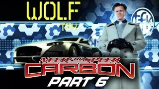 Need for Speed Carbon Gameplay Walkthrough Part 6 - WOLF BOSS