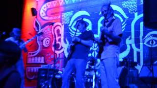 """The Broken Rules Band - """"Child of Another Day"""" cover, by Walter Trout"""