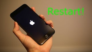 iPhone 8 / 8 PLUS HOW TO: Force Restart