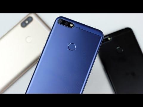 مراجعة و مميزات و عيوب هاتف Honor 7C