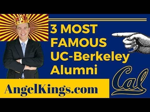 UC Berkeley Alumni: Most Famous and Notable Graduates - AngelKings.com