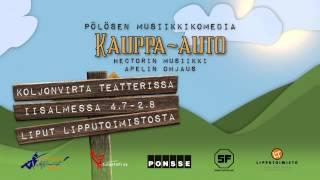 KOLJONVIRTA TEATTERI ESITTÄÄ: Musiikkikomedia Kauppa-auto