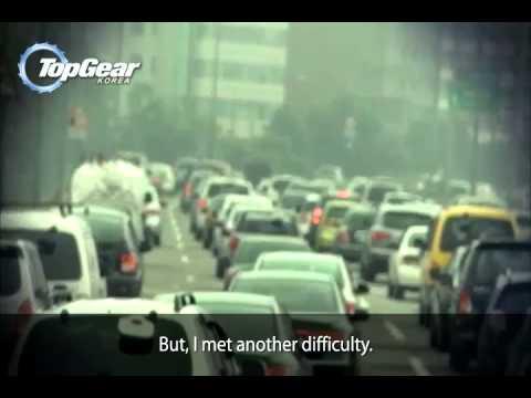 Top Gear Korea - Jang Geun Suk's super car driving (CJ E&M)