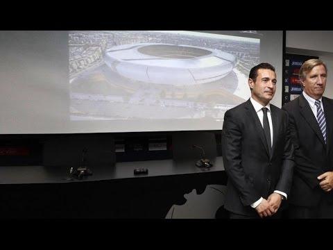 Presentación Proyecto Optimizado Nuevo Estadio