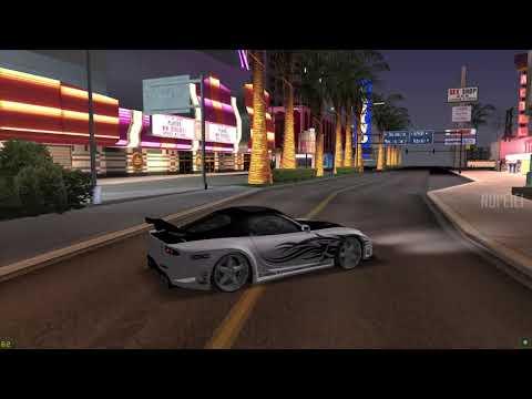 GTA san Drift   Mazda RX-7 Veilside Logan   So Cold