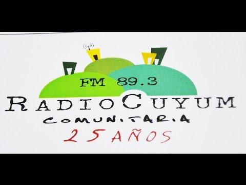 1º TIEMPO CLUB MUNICIPAL B CAMPEÓN - TRANSMISIÓN RADIO COMUNITARIA CUYUM 89 3  07 12 2015