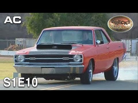 Wrecks to Riches | S01E10 | Poison Dart