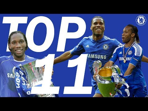 """It Was One Of The Most Beautiful Goals I've Ever Scored"" Didier Drogba 