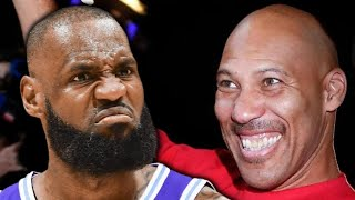 "BREAKING: Lebron James REACTS TO ANTHONY DAVIS TRADE! LAVAR BALL TELLS LEBRON/LA ""YOU'LL NEVER WIN!"""