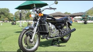 Suzuki RE5 Rotary Engine - 2012 Quail Motorcycle Gathering