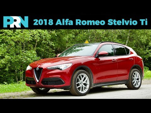 2018's Big Disappointment | 2018 Alfa Romeo Stelvio TI Sport Review