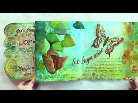 Hope Journal Flip Through