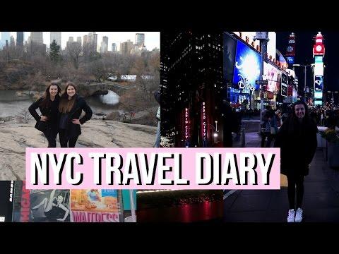 NYC | TRAVEL DIARY