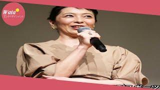 女優有森也実(50)が3日、東京都写真美術館ホールで、主演映画「い...