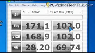 Windows Vista / 7 Tweak - Boost Performance with AHCI mode
