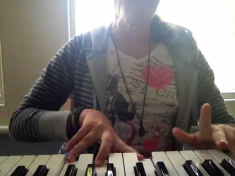 Augustana- Fire (Greyson Chance Version) Piano Cover