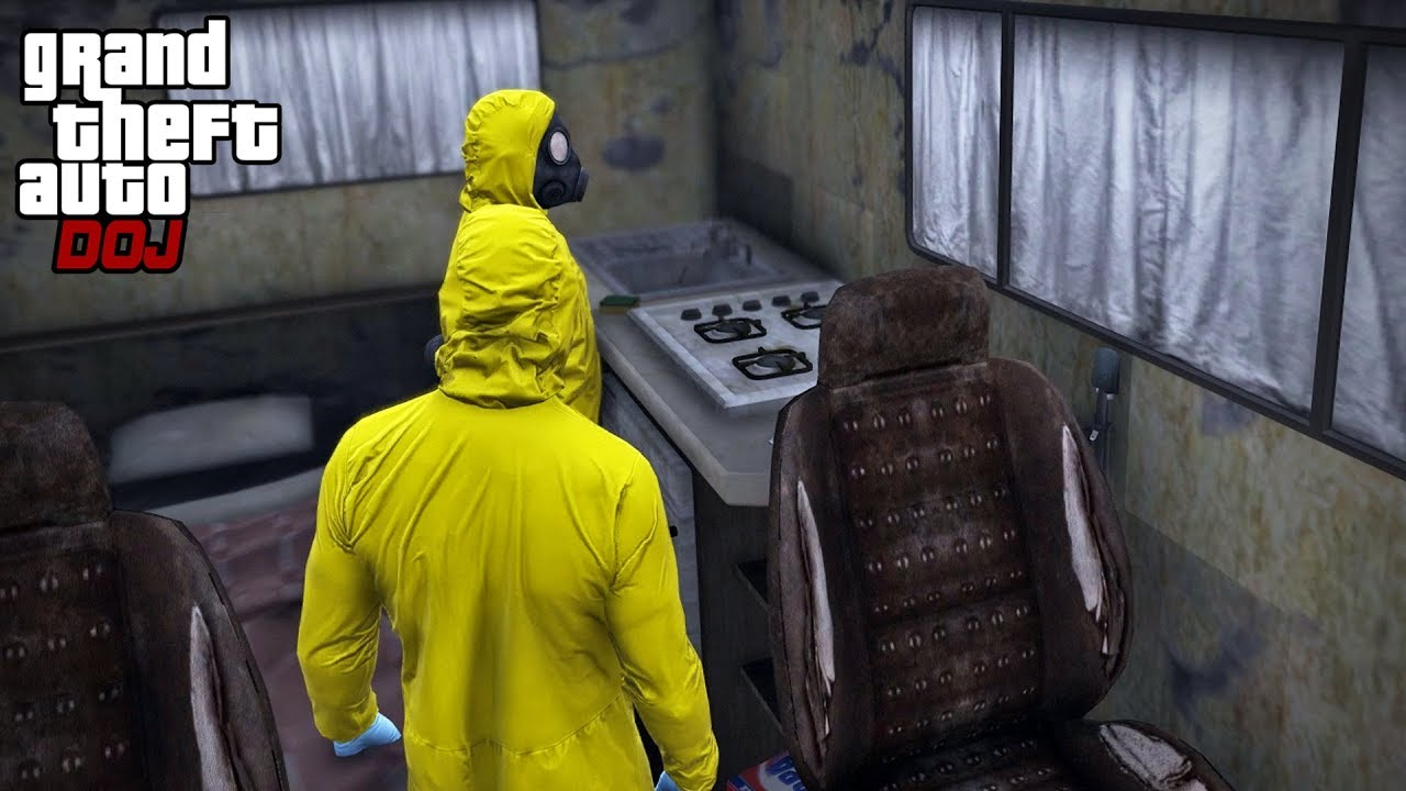 GTA 5 Roleplay - DOJ 222 - Meth Makers (Criminal)
