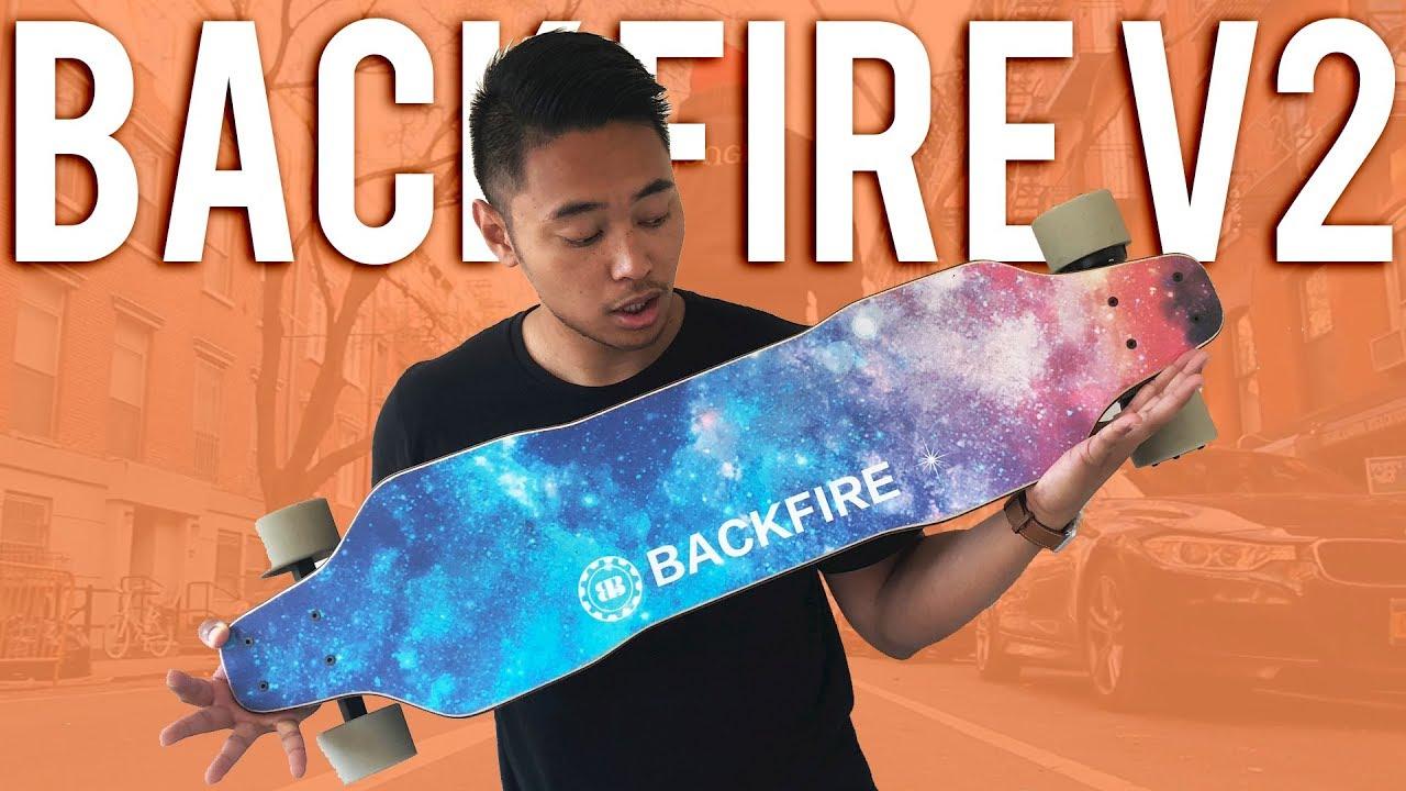 Backfire 2 Electric Skateboard Cheap Boosted Board