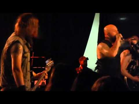 Demon Hunter - The Last One Alive - Live 8-14-14