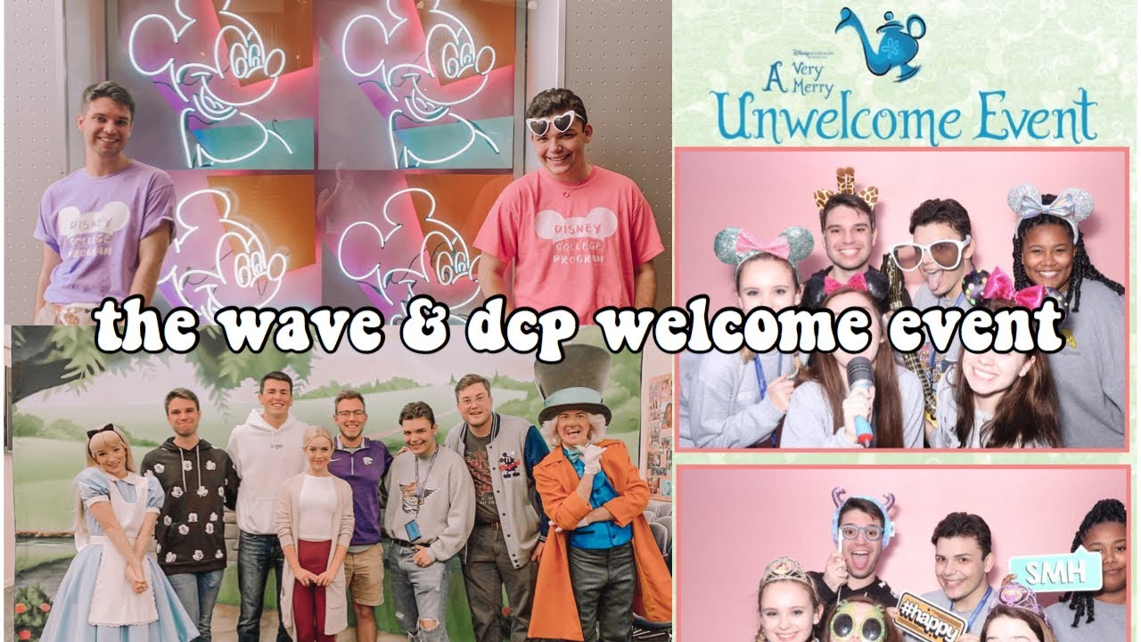 the wave breakfast & dcp welcome event!! | DCP SPRING 2020