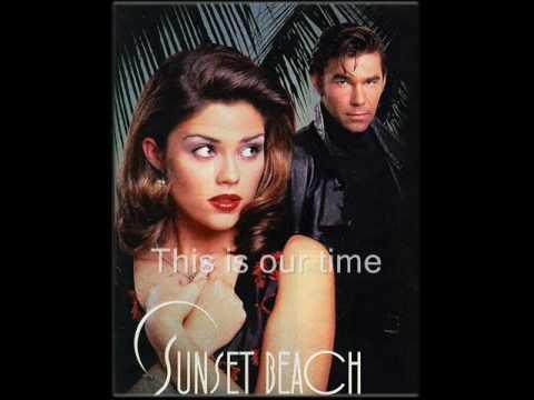 Sunset Beach Ben & Meg song - Beyond the Sunset