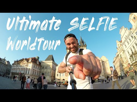 THE ULTIMATE SELFIE WORLD TOUR  [55 Countries]