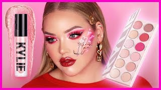 KYLIE COSMETICS 2019 Valentine's Day Collection REVIEW | Face Match