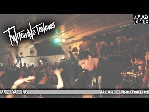 Twitching Tongues - JZ RIOT Lichtenstein 15-03-14