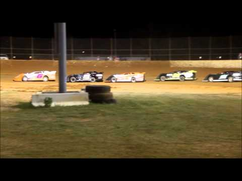 ALBANY MOTOR SPEEDWAY LATE MODELS 3-30