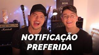 Baixar Zé Neto e Cristiano - NOTIFICAÇÃO PREFERIDA (Vitor & Guilherme - cover) - IG: vitoreguilherme