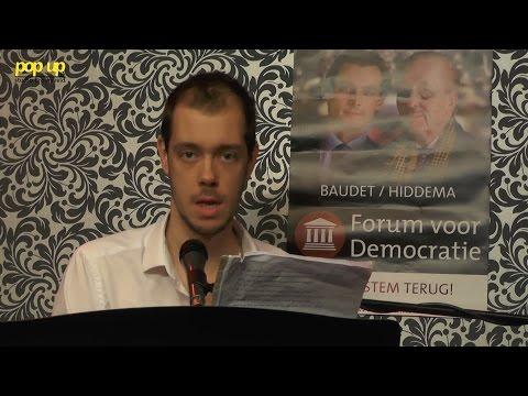 PopUpTv Cabaret: Leon Mooren zingt politiek toe: het FVD