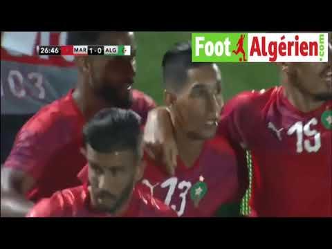 CHAN-2020 (qualifications) : Maroc 3 - 0 Algérie