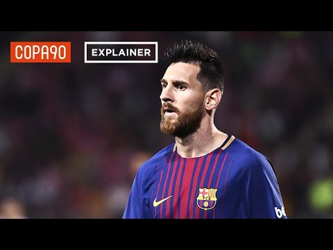 How Catalonia's Independence Could Affect Messi