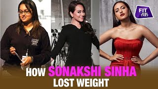 Sonakshi Sinha's Fitness Routine | Fit Tak
