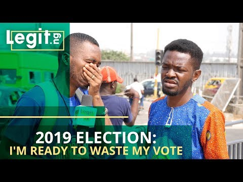 What if millions of Nigerians 'waste their votes' on the same person?