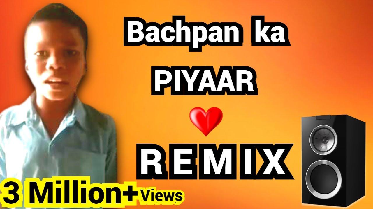 Bachpan Ka Pyar | Remix | Sonu Meri Darling | Kid singing Viral Video Remix | BELAL