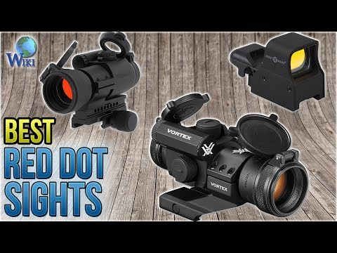 10 Best Red Dot Sights 2018