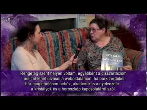 JUDY HALL  INTERVIEW / interjú  (Language: English + Hungarian / Subtitle: Hungarian)