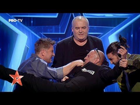 Românii au talent - SILVIU CARABĂ